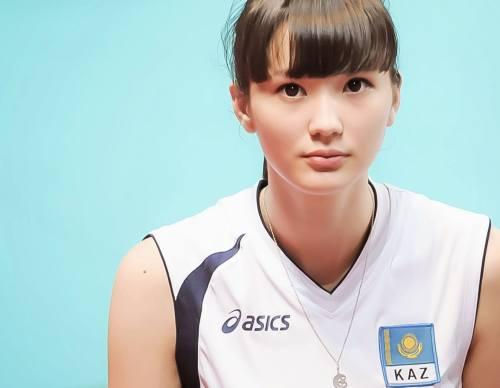 Foto Cantik Sabina Altynbekova 6