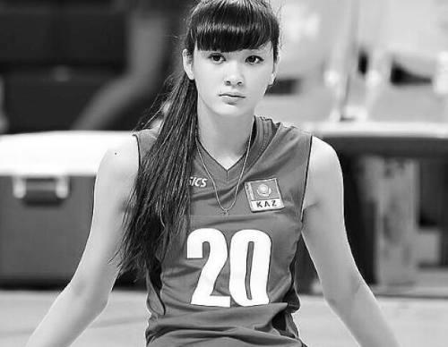 Foto Cantik Sabina Altynbekova 7