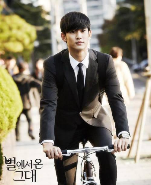 Foto Kim Soo Hyun di Drama My Love From The Star