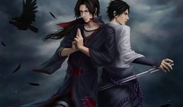Gambar Naruto Poster Wallpaper Sasuke Uchiha Itachi Uchiha