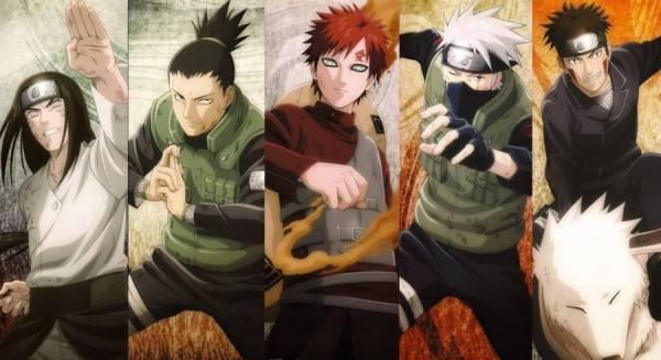 Gambar Naruto Poster Wallpaper