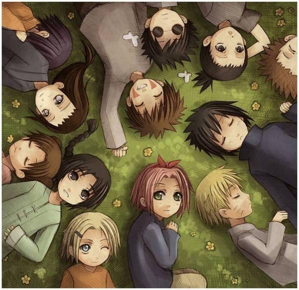 Gambar Poster Naruto Wallpaper Karakter