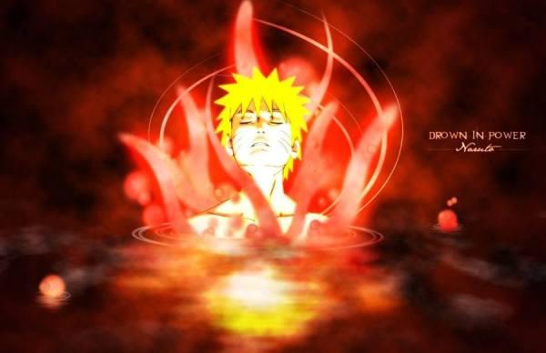 Gambar Poster Naruto Wallpaper Kurama Kyubi