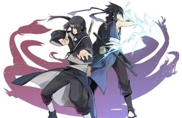 Gambar Poster Naruto Wallpaper Sasuke Uchiha Itachi Uchiha