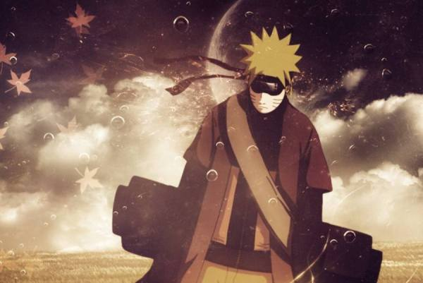 Gambar Poster Uzumaki Naruto Wallpaper