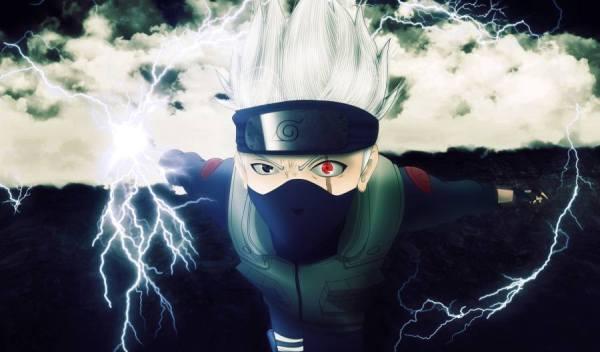 Gambar Poster Wallpaper Kakashi Hatake Naruto