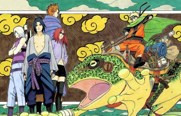 Gambar Poster Wallpaper Naruto Shippuuden