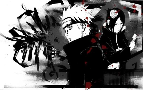 Gambar Poster Wallpaper Pain Naruto