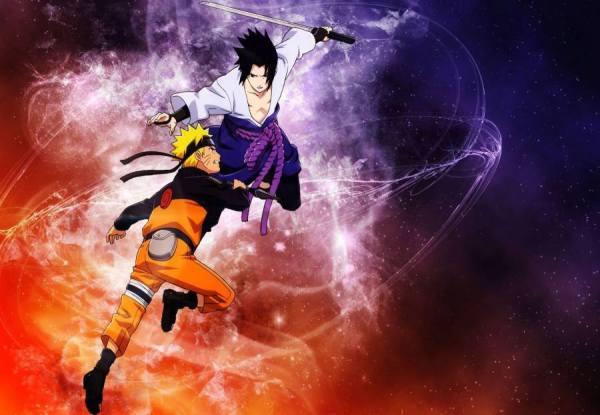 Gambar Poster Wallpaper Sasuke Uchiha Uzumaki Naruto