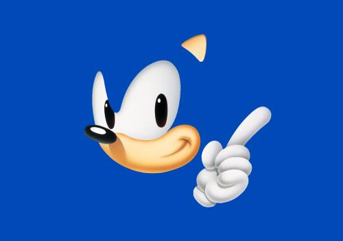 Gambar Sonic The Hedgehog