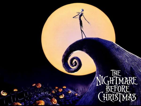 Gambar The Nightmare Before Christmas