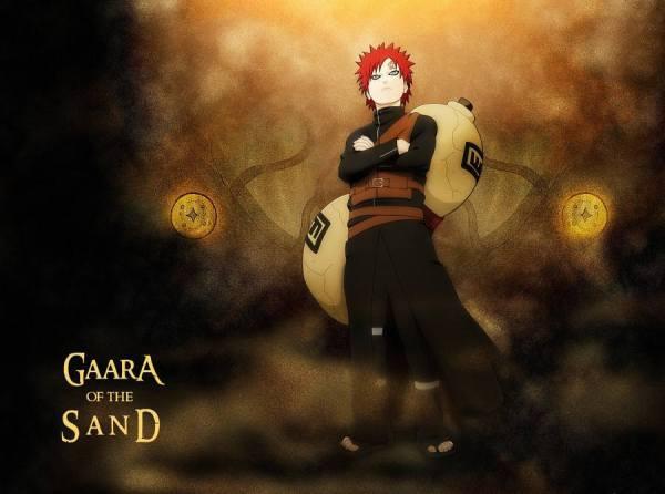 Gambar Wallpaper Gaara Naruto Shippuden