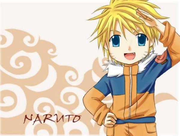 Gambar Wallpaper Naruto Kecil