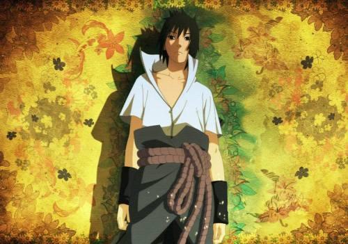 Gambar Wallpaper Naruto Sasuke Uchiha