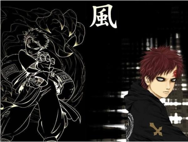 Gambar Wallpaper Naruto Shippuden Gaara Picture