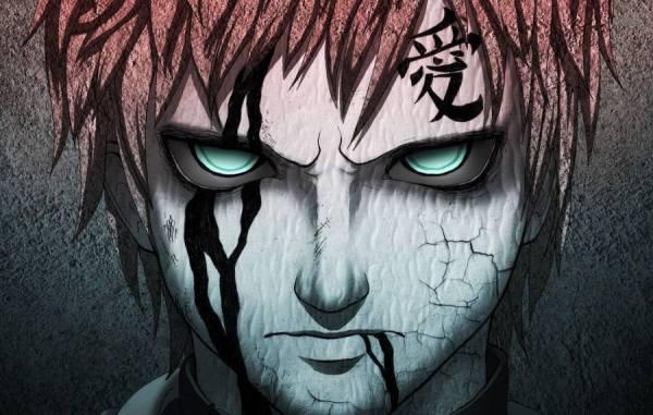 Gambar Wallpaper Naruto Shippuden Gaara