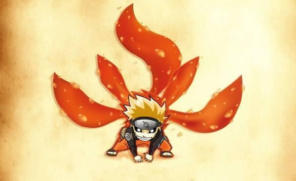 Gambar Wallpaper Naruto Shippuden Kyubi