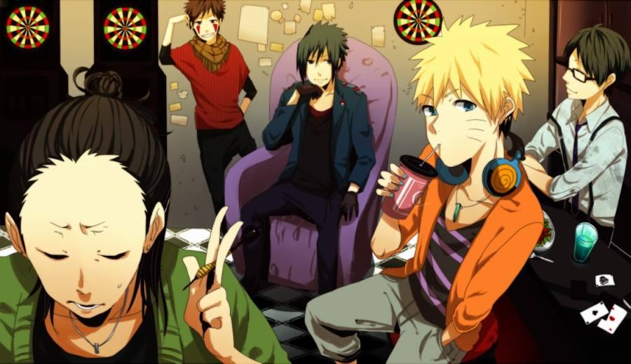 Gambar Wallpaper Naruto Shippuden Real Life Lampu Kecil