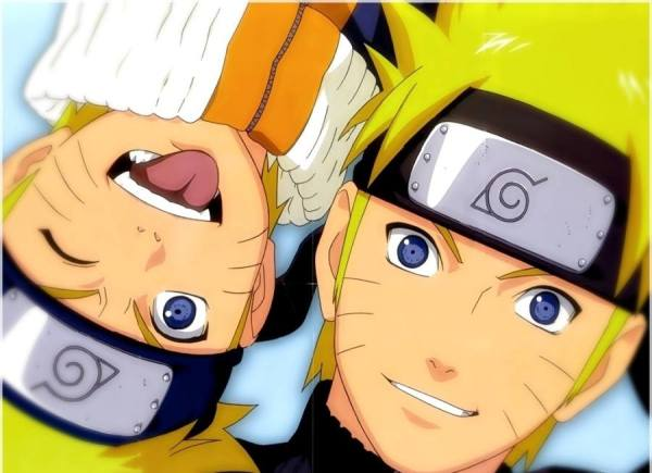 Gambar Wallpaper Naruto Uzumaki Smile