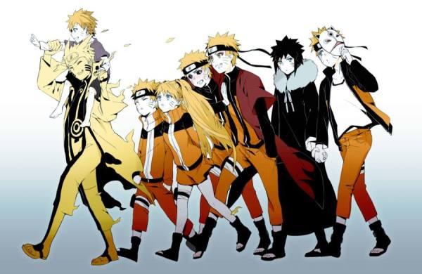 Gambar Wallpaper Naruto Uzumaki