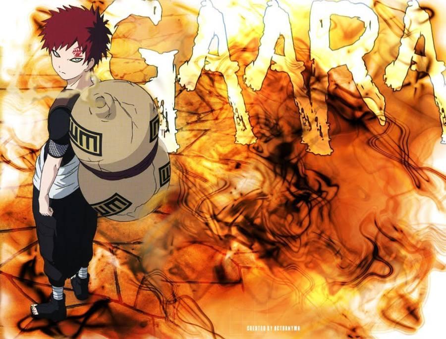 Unduh 4000+ Wallpaper Naruto Gaara