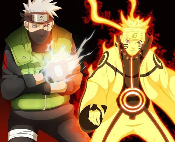 Gambar Wallpaper Poster Kakashi Naruto Shippuden