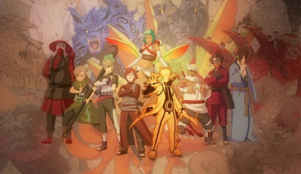 Gambar Wallpaper Poster Naruto 1