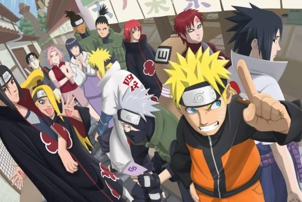 Gambar Wallpaper Poster Naruto 3