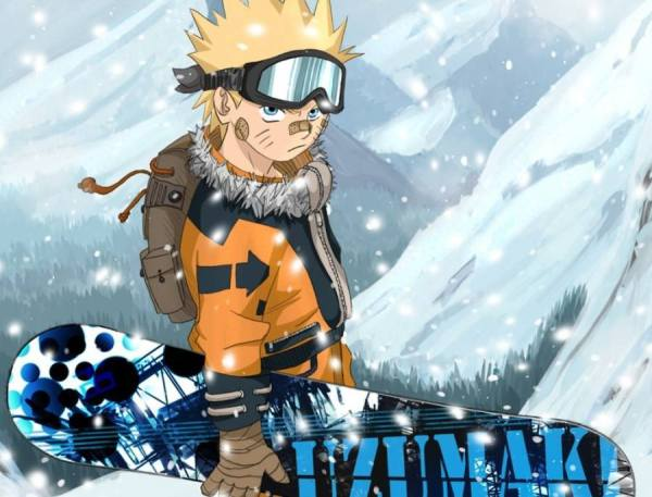 Gambar Wallpaper Uzumaki Naruto Poster