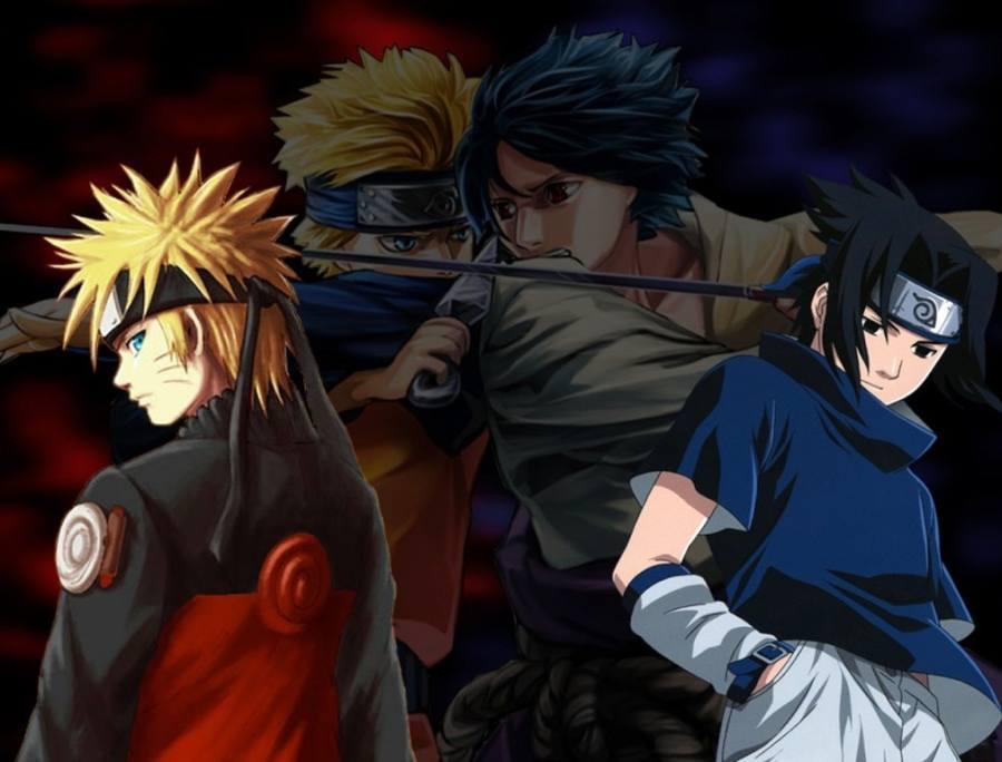 Poster Gambar Wallpaper Sasuke Uchiha Uzumaki Naruto Lampu Kecil