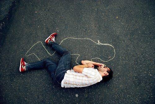Sad Man in Love