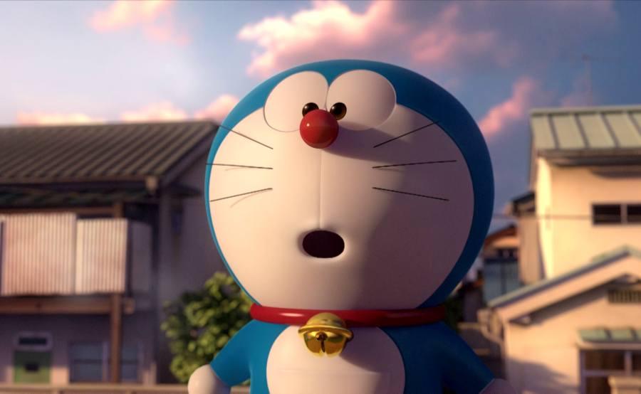 Stand By Me Doraemon 3 Lampu Kecil