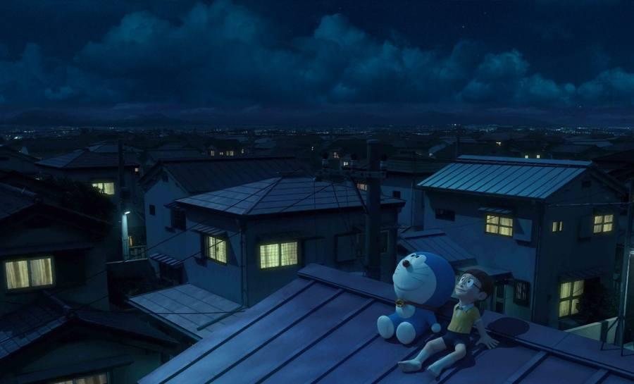 Stand By Me Doraemon 5 Lampu Kecil