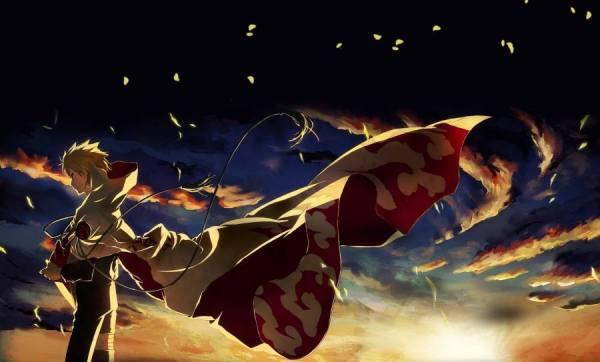 Wallpaper Gambar Poster Anime Uzumaki Naruto