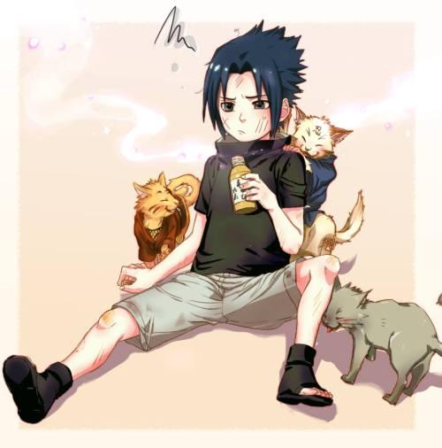 54 Gambar Naruto Bebek Terlihat Keren