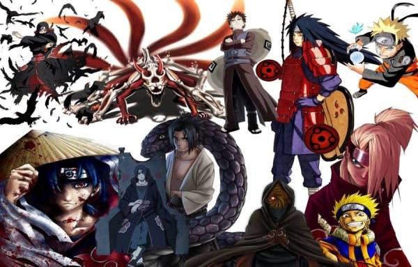Wallpaper Gambar Poster Naruto