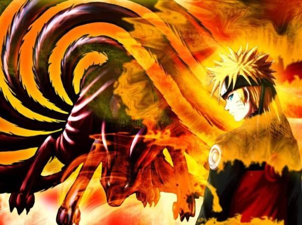 Wallpaper Gambar Poster Uzumaki Naruto 2