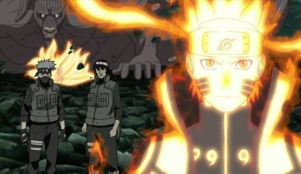 Wallpaper Gambar Poster Uzumaki Naruto 4