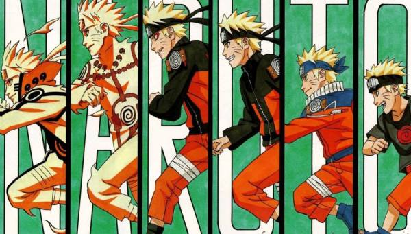 Wallpaper Gambar Poster Uzumaki Naruto 5