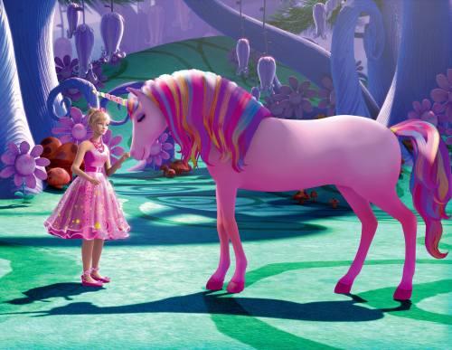 Barbie and The Secret Door 2