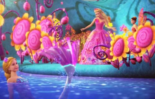 Barbie and The Secret Door 4
