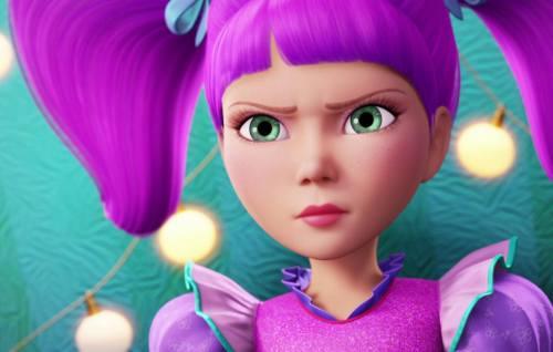 Barbie and The Secret Door 5