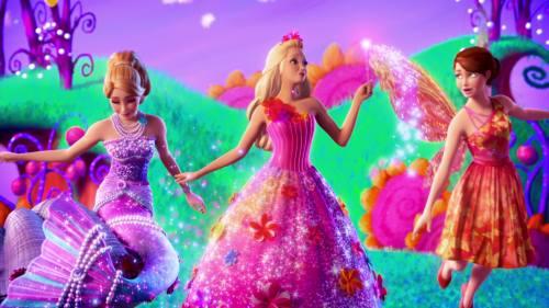 Barbie and The Secret Door 7