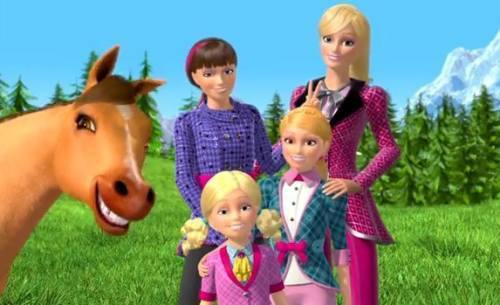 Gambar Barbie and Her Sisters in A Pony Tale 2