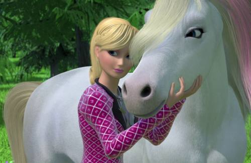 Gambar Barbie and Her Sisters in A Pony Tale 4