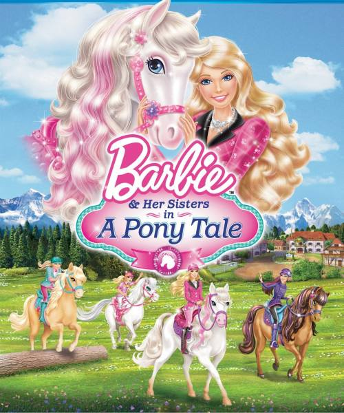 Gambar Barbie and Her Sisters in A Pony Tale
