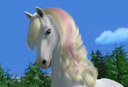 Gambar Barbie Her Sisters in A Pony Tale