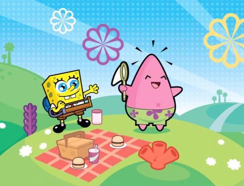 Gambar SpongeBob 1