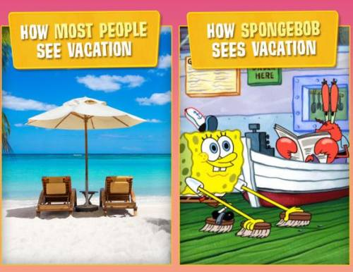 Gambar SpongeBob 10