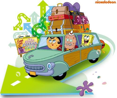 Gambar SpongeBob 13